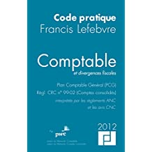 CODE COMPTABLE 2012