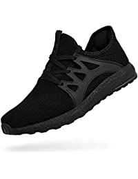 Mens Sneakers Lightweight Breathable Casual Running Sports Shoes