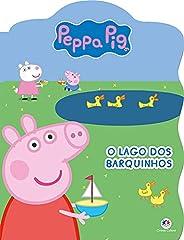 Peppa Pig - O lago dos barquinhos