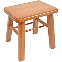 Saim Natural Bamboo Stool for Kids Smooth Corner surface 9.4