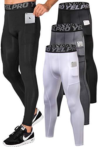 Lavento Men's Compression Pants