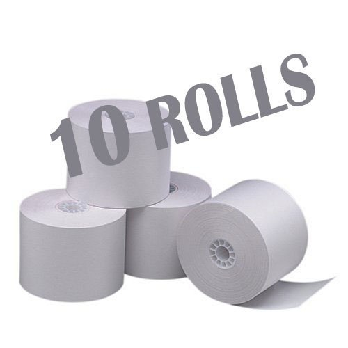 Pos cash Register Thermal Paper Rolls 3 1 8  X 119' - 10 Rolls by West Palms Industry B018RFN8DA     | Günstig