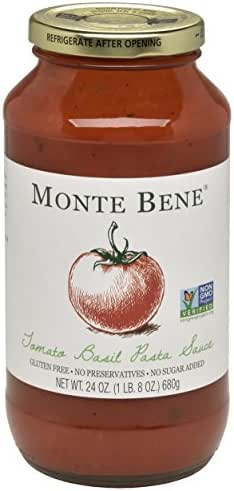 Pasta Sauce: Monte Bene