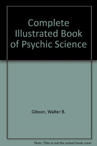 Download Complete Illustrated Book Of Psychic Science Book Pdf
