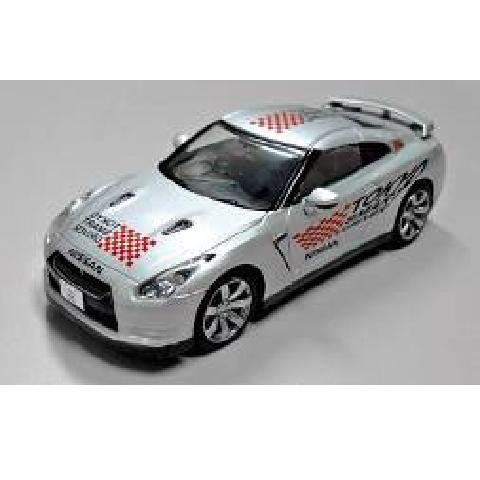 KYOSHO 1/43 Nissan GT-R Tokyo Smart Driver (japan import)