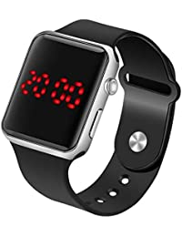Digital Watch, Children and Teen Digital Watch with LED Screen Glow Children Watch boy Girl LED Watch
