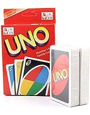 لعبة بطاقات اللعب الشهيرة سي ان اونو