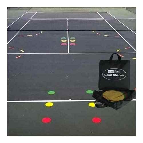 Tennisplatz Formen Set by Oncourt offcourt, LTD.