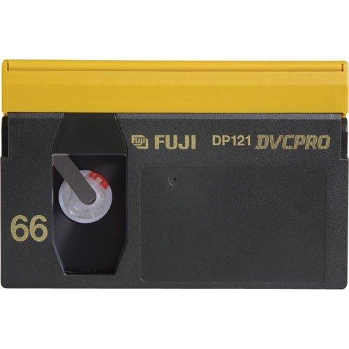 Fuji DVCPro Tape, 66 Minutes, DP121-66M