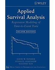 Applied Survival Analysis: Regression Modeling of Time-to-Event Data