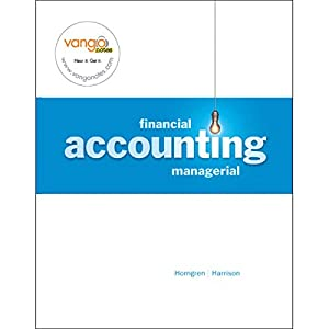 VangoNotes for Financial and Managerial Accounting, 1/e Audiobook