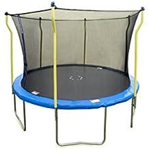 Sportspower 12-Feet Trampoline with Enclosure