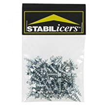 32 North Corporation CLT50 STAB Replacement Cleat Bags for Stabilicers/ 50 cleats per bag