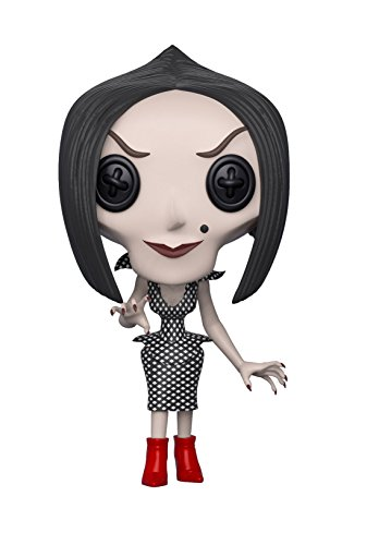 Funko- Coraline The Other Mother Figurina, Multicolor, 32822