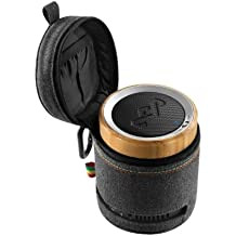 House of Marley Chant Midnight Wireless Bluetooth Portable Audio System Speaker EM-JA004-MI