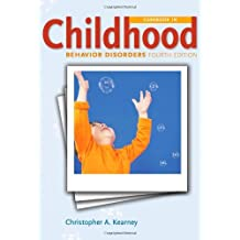 Casebook in Child Behavior Disorders by Christopher A. Kearney (2009-02-09)