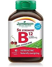 Vitamin B12 Methylcobalamin 5,000 mcg High Potency Fast-Dissolving Tablets