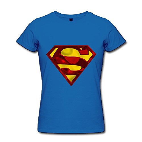 2016 Batman V Superman.png Women's T Shirt RoyalBlue