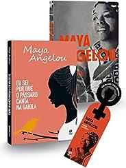 Kit - Maya Angelou + Marcador De Página