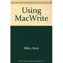 Using Macwrite