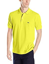 Men's Short Sleeve Pique L.12.12 Original Fit Polo Shirt