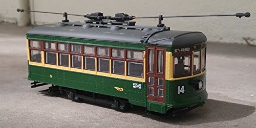 Corgi Philadelphia Birney Street Car New in box with ID Card