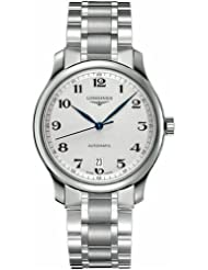 Longines Watches Longines Master Collection Automatic Transparent Case Back Men's Watch