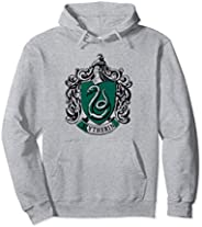 Harry Potter Slytherin Crest Pullover Hoodie