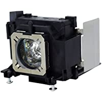 AuraBeam Professional Replacement Projector Lamp for Panasonic ET-LAL100 With Housing (Powered by Ushio)