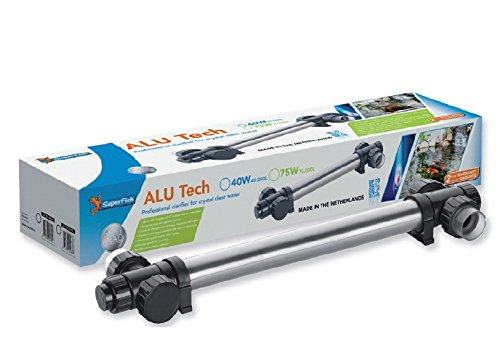 Superfish AluTech UVC Professional Clarifer For Crystal Clear Water (ALU Tech UVC 75w)