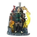 Disney Mulan Fairytale Moments Sketchbook Ornament