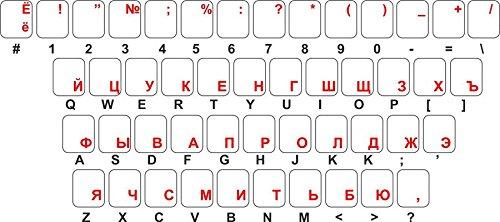 tastiera cirillica