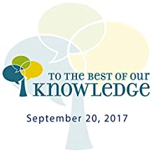 To the Best of Our Knowledge: Rethinking The Reviewer Radio/TV Program by Anne Strainchamps Narrated by Anne Strainchamps