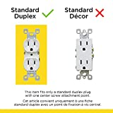 Safety 1st Outlet Cover with Cord Shortener for