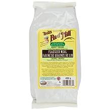 Bob's Red Mill Organic Flaxseed Meal, 453 gm