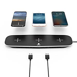 iphone x wireless charging amazon