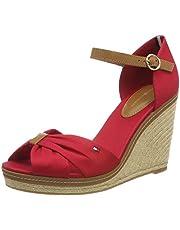 Tommy Hilfiger Kadın Iconic Elena Sandal Moda Ayakkabı