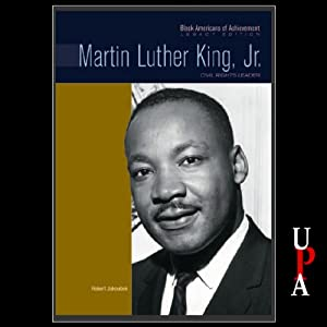 Black Americans of Achievement: Martin Luther King, Jr. Audiobook