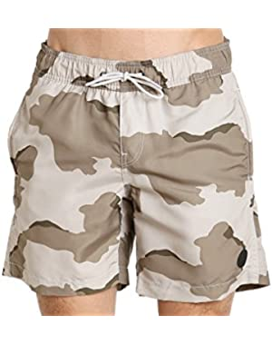 Men's Dirik Swimshorts Swim Khaki