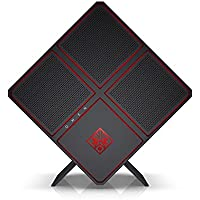 HP 900 OMEN X VR Ready Desktop - Intel i7-6700K 4.00 GHz Quad-Core Processor, 64GB Memory, 512GB SSD + 2TB Hard Drive, 8GB Nvidia GeForce GTX 1070, Windows 10