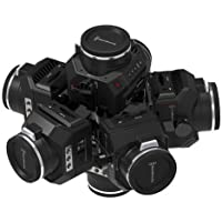 360Rize 360HELIOS-567, 360 Video Rig for 5, 6, or 7 Blackmagic Design Micro Cinema Cameras