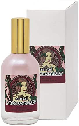 AROMASECRET Santal Eau Fraiche/Fresh Fragrant Water Spray for Women, 100 ml bottle (3.4 fl.oz.) – NEW Perfume Conception
