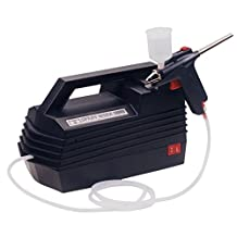 Tamiya 74520 Spray Work Basic Compressor (japan import)