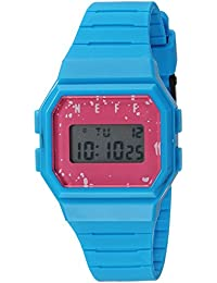 Automatic Plastic and Polyurethane Sport Watch, Color:Blue (Model: CYPSNF0204)