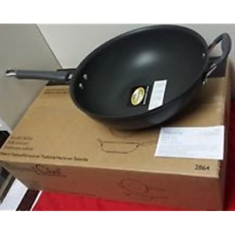 The Pampered Chef Executive Stir Fry Skillet