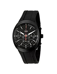 Rado Men's R15378159 Swiss Automatic Mechanical Chronograph Watch by Rado