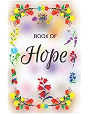 Hope Notebook Journal: Premium Quality Personalized Floral Gratitude Gift for Her | Hope Diary for Ladies Mothers Daughters & Teen Girls | Hope Valentine Engagement or Wedding Present | Back to School Notepad Mothers Day or Personalised Gifts