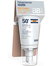 Isdin Fotoprotector spf 50+ Gel Crema Dry Touch C/Color 50Ml - Protector Solar