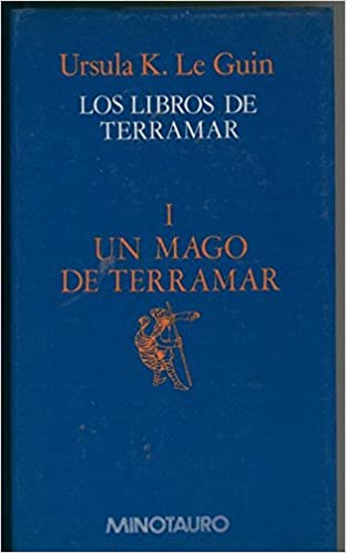 Un Mago De Terramar Amazon Co Uk Ursula K Le Guin Books
