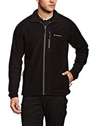 Columbia Men's Big & Tall Fast Trek II Full Zip Fleece Jacket